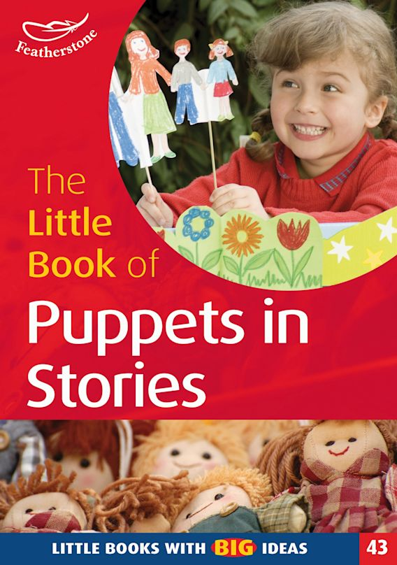 The Little Book of Puppets in Stories (43) cover