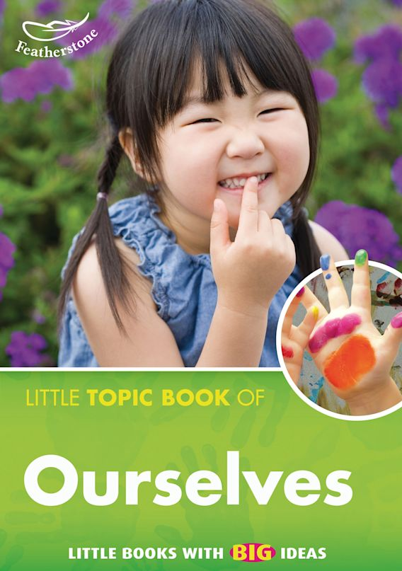 Little Topic Book of Ourselves cover