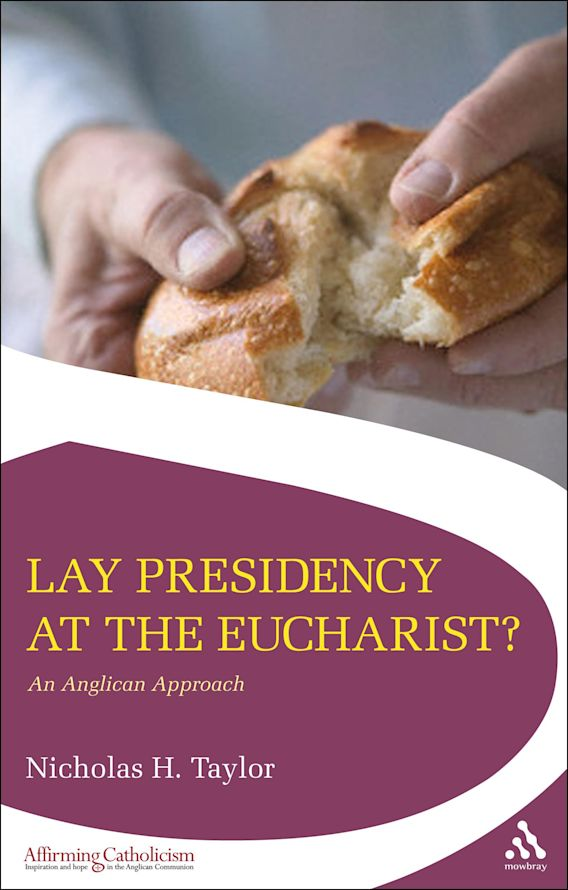 Lay Presidency at the Eucharist? cover