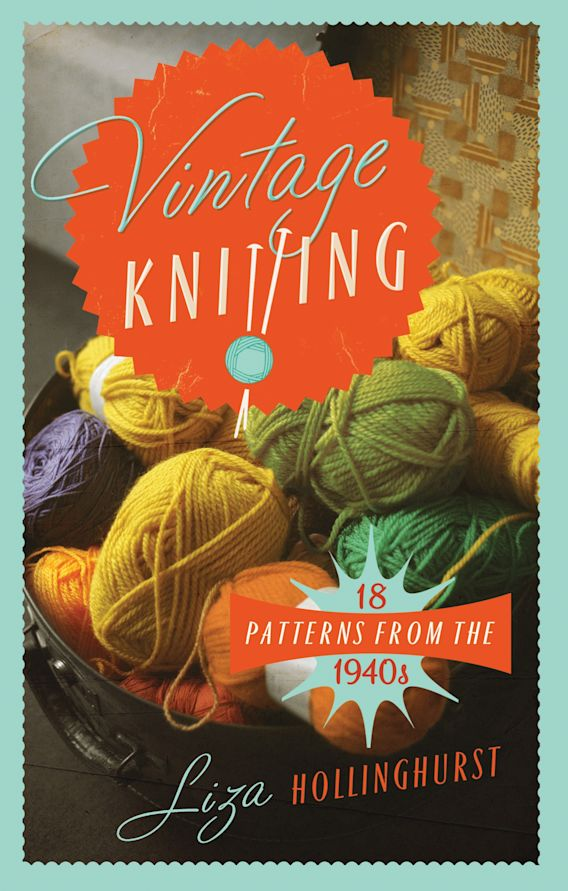 Vintage Knitting cover