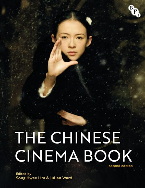 The Chinese Cinema Book cover