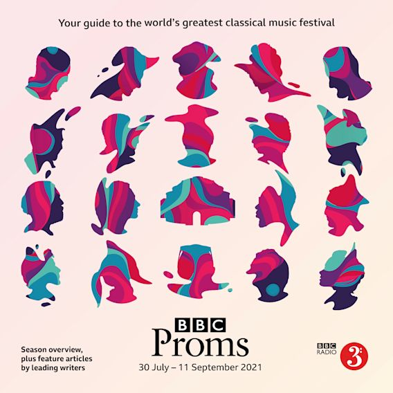 BBC Proms 2021 cover