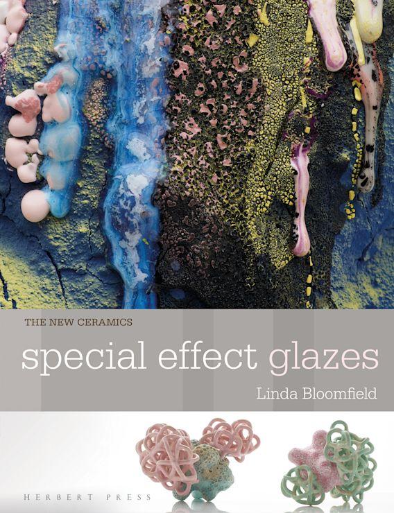 New Ceramics: Special Effect Glazes cover