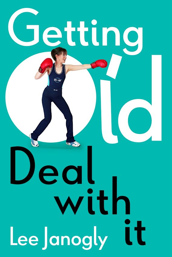 Getting Old: Deal with it cover