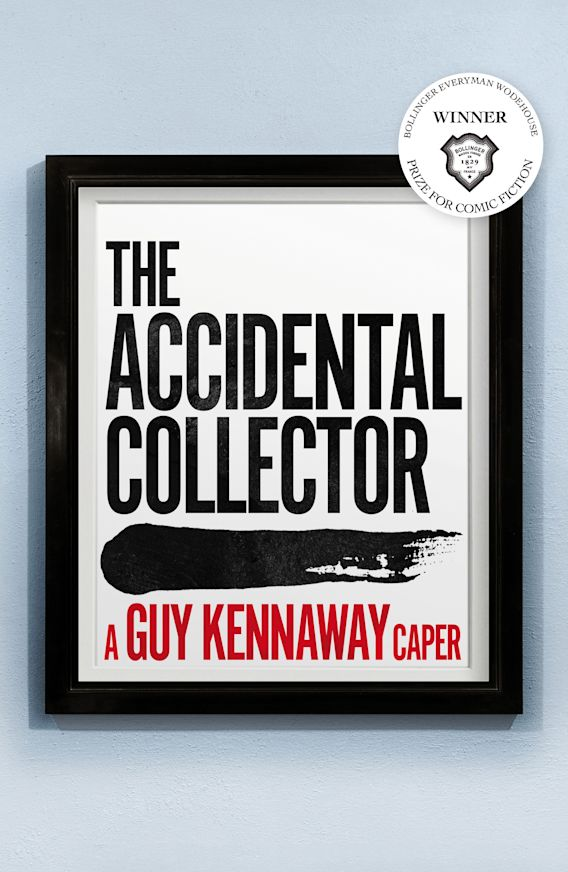 The Accidental Collector cover