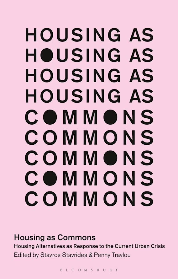 Housing as Commons cover