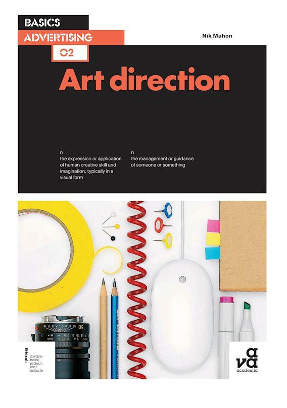 Basics Advertising 02: Art Direction cover