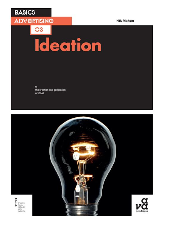 Basics Advertising 03: Ideation cover