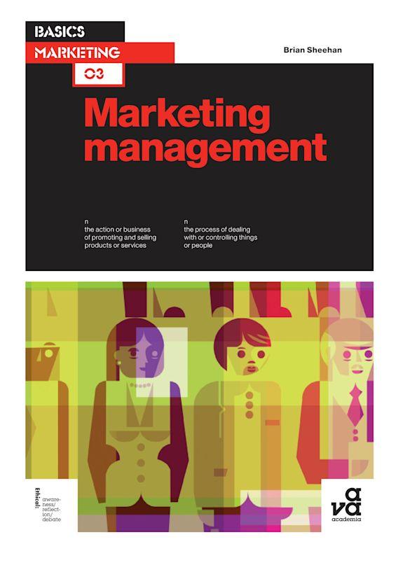 Basics Marketing 03: Marketing Management cover