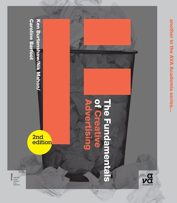 The Fundamentals of Creative Advertising cover