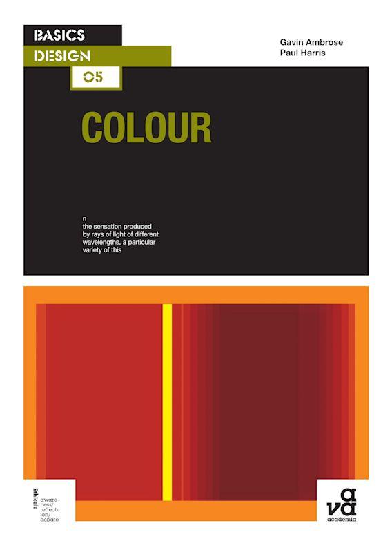 Basics Design 05: Colour cover