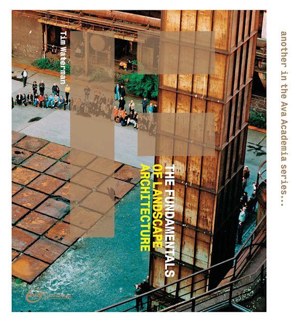 The Fundamentals of Landscape Architecture cover