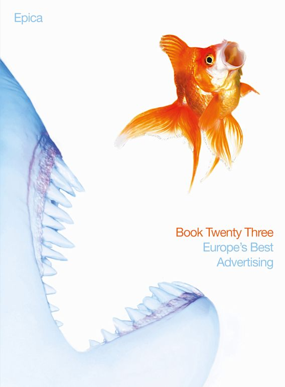 Epica Book 23: Europe's Best Advertising cover