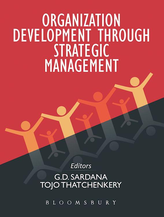 Organization Development Through Strategic Management cover