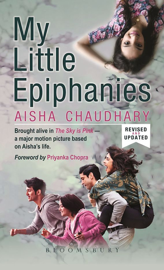 My Little Epiphanies cover