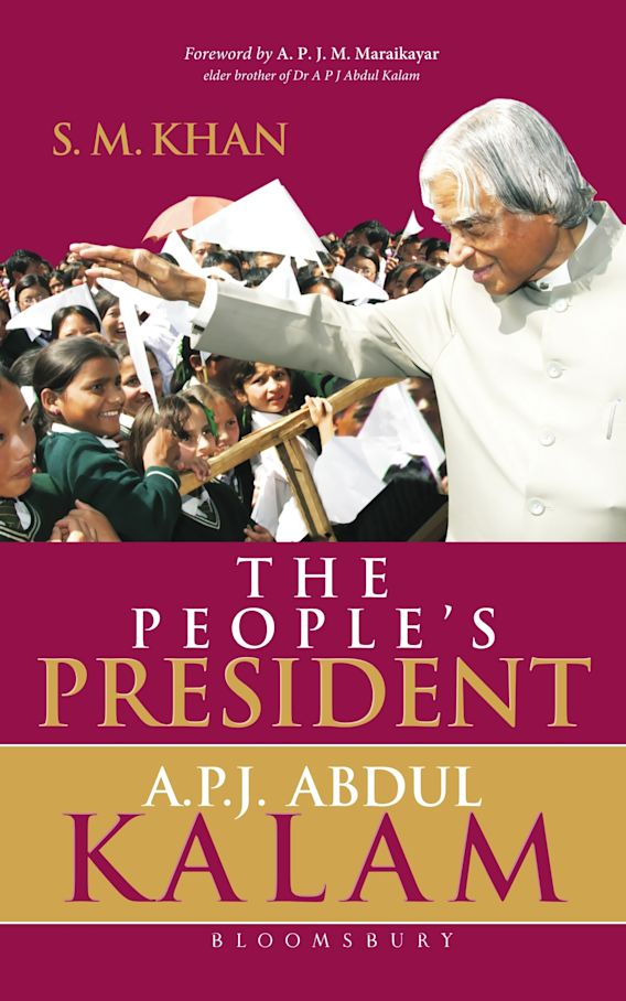 The People's President cover