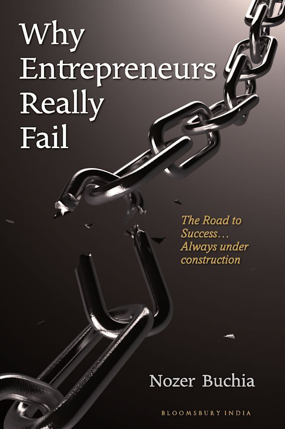 Why Entrepreneurs Really Fail cover