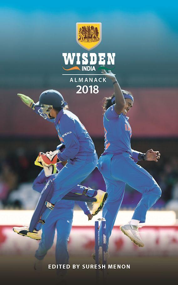 Wisden India Almanack 2018 cover
