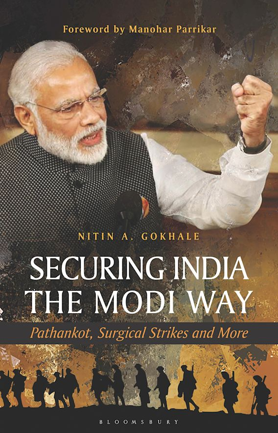 Securing India The Modi Way cover