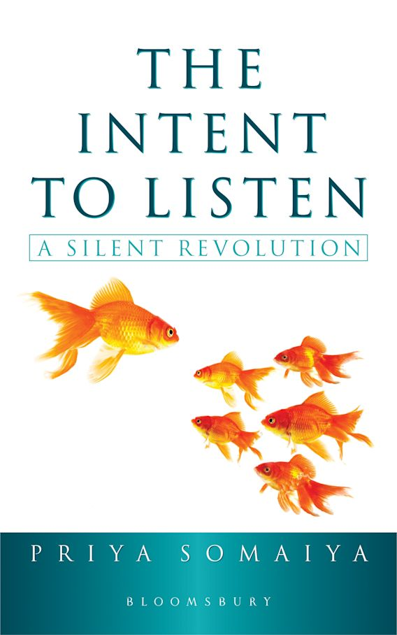 The Intent to Listen cover
