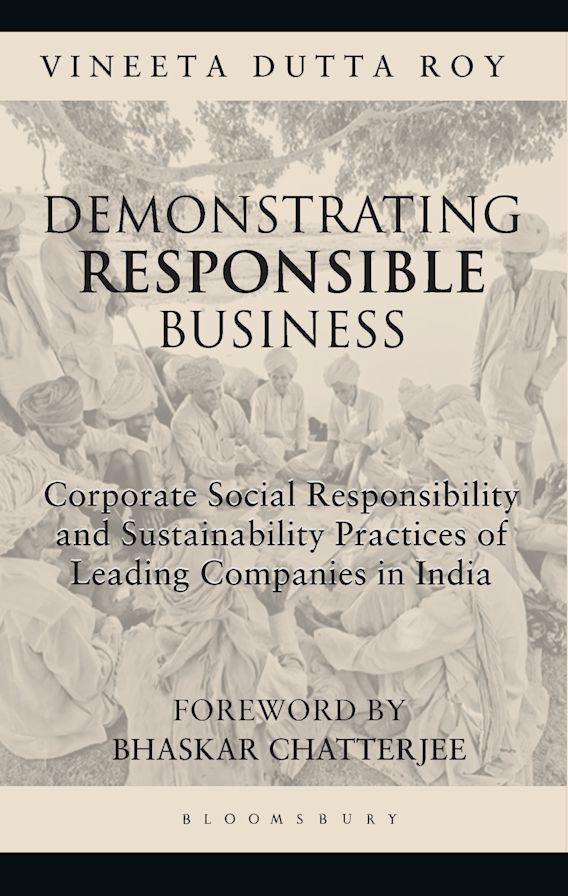 Demonstrating Responsible Business cover