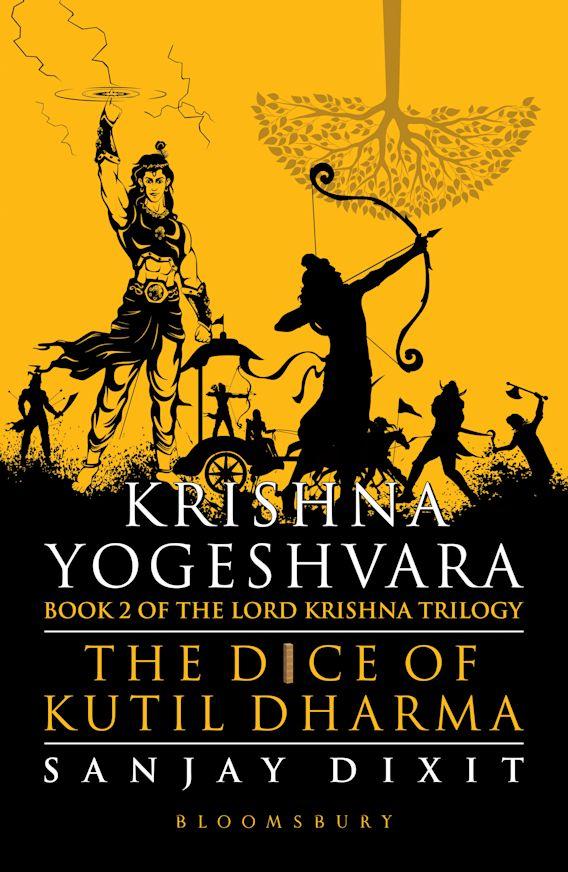Krishna Yogeshvara cover