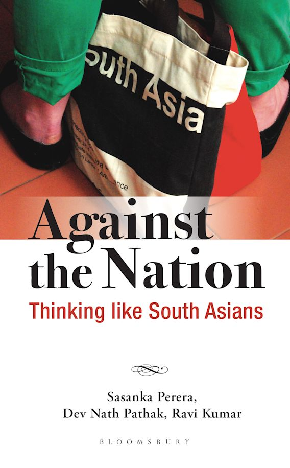 Against the Nation cover