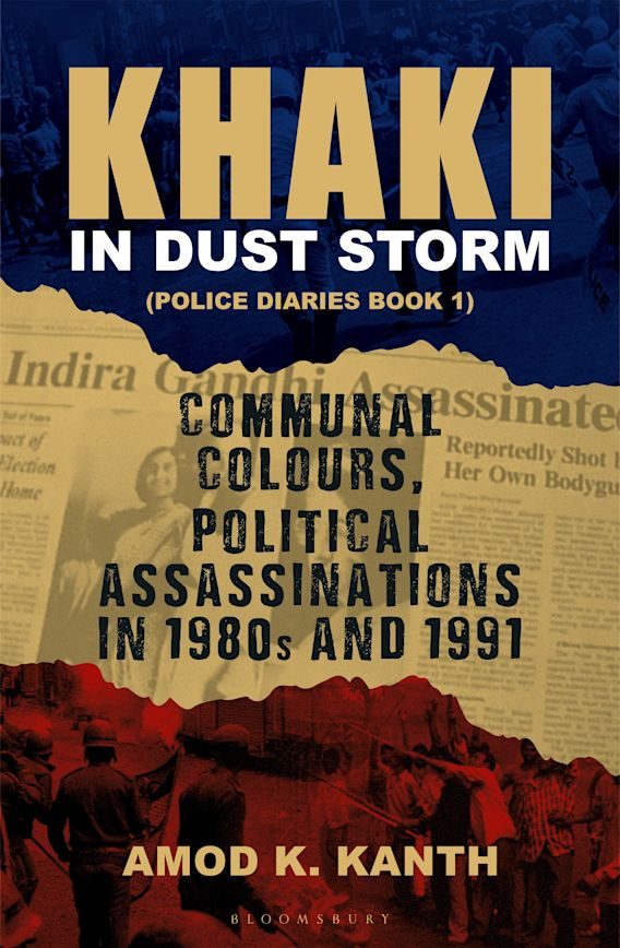 Khaki in Dust Storm cover