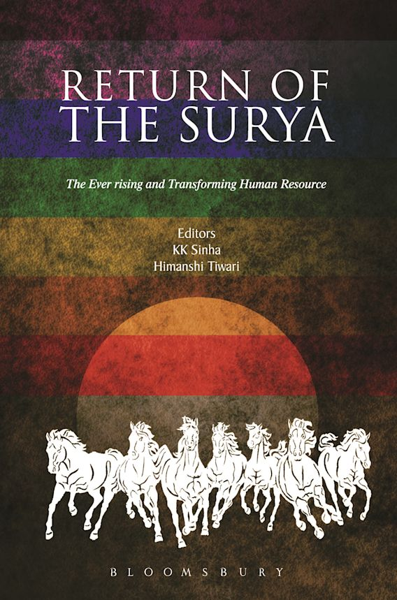 Return of the Surya cover