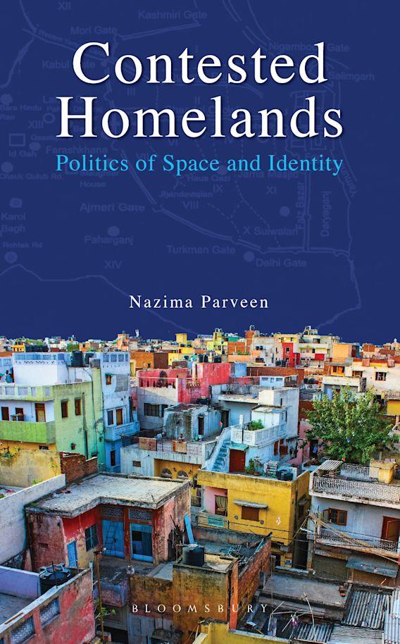 Contested Homelands cover
