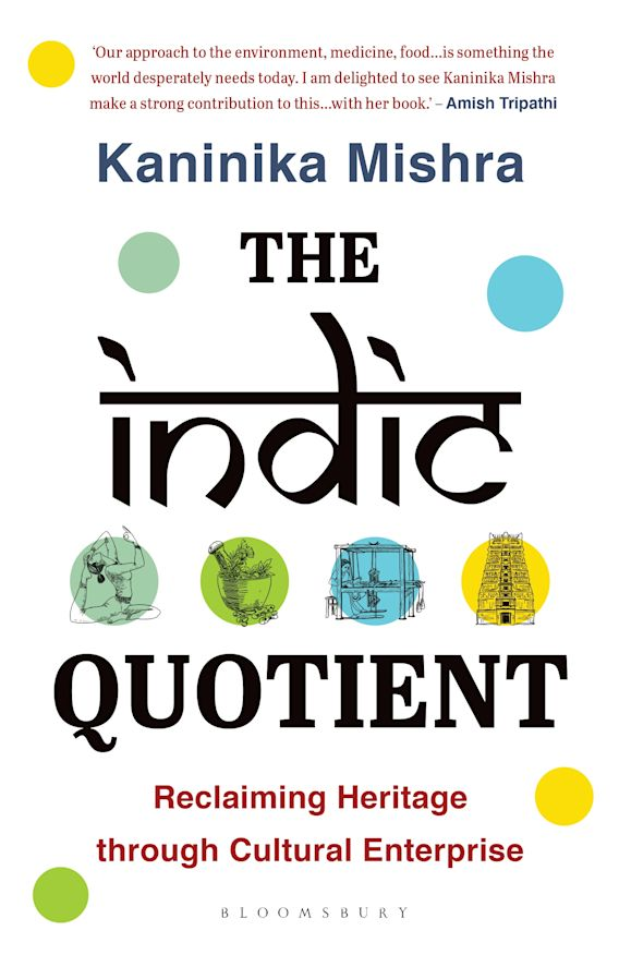 The Indic Quotient cover