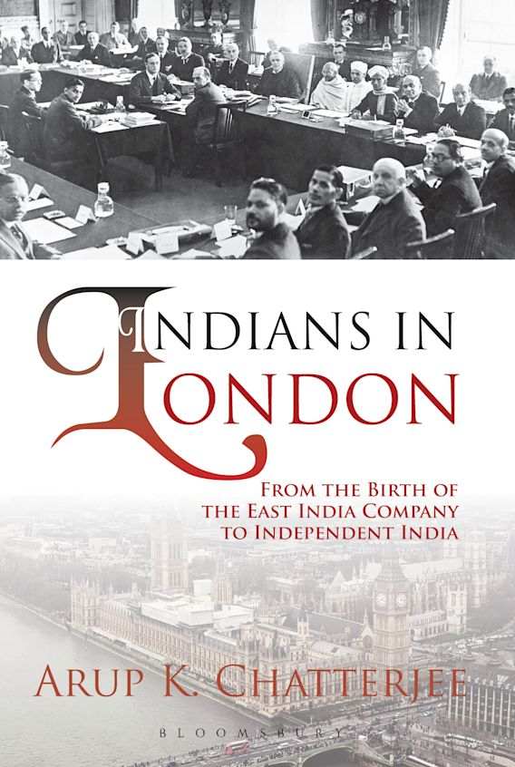 Indians in London cover