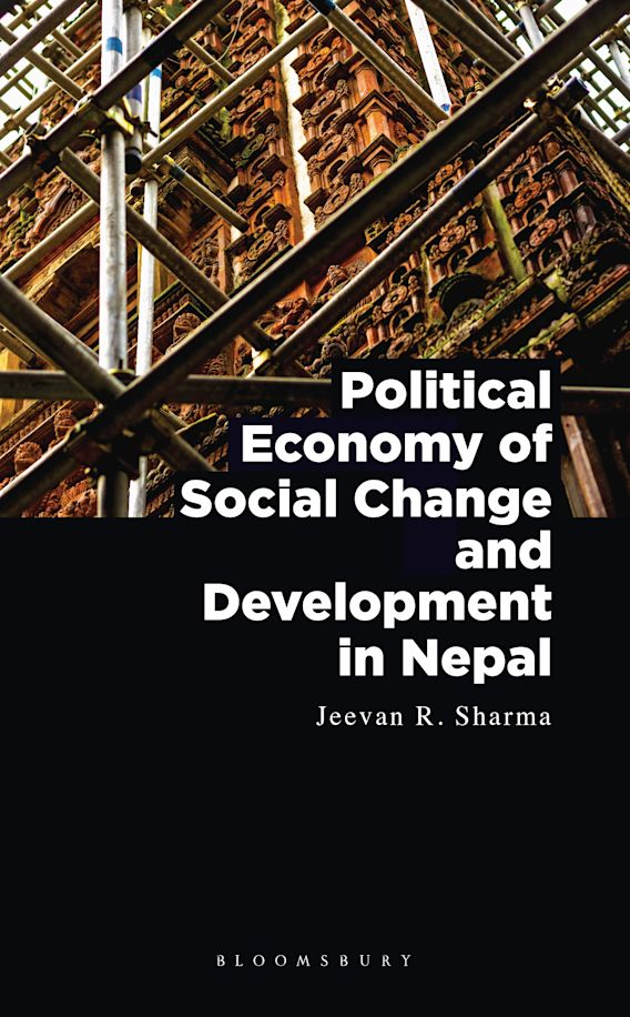 Political Economy of Social Change and Development in Nepal cover