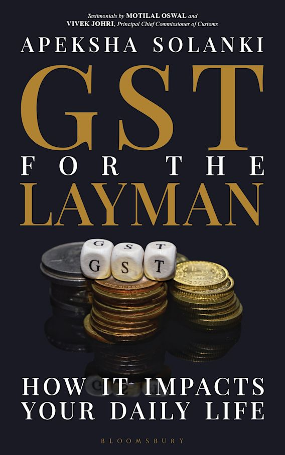 GST for the Layman cover