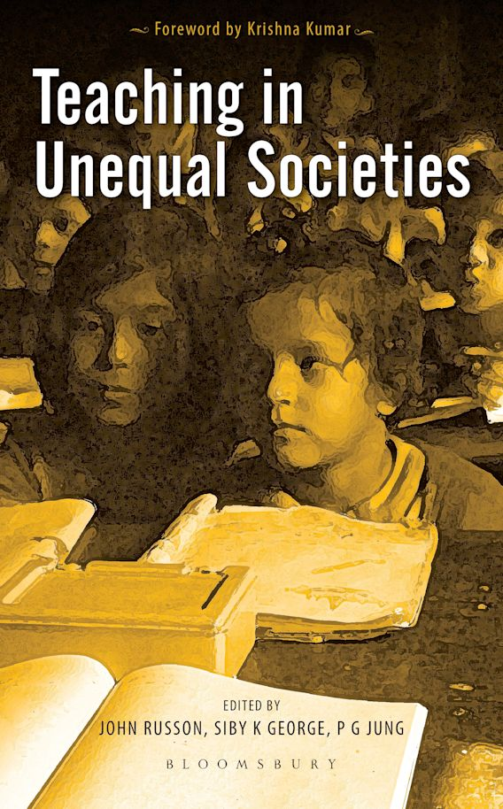 Teaching in Unequal Societies cover