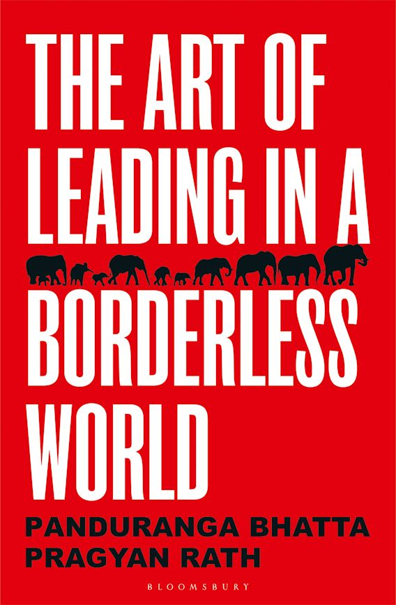 The Art of Leading in a Borderless World cover