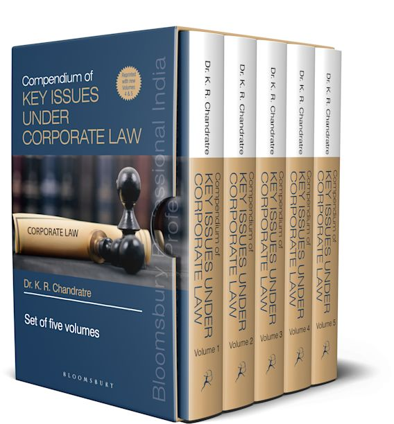 Compendium of Key Issues Under Corporate Law, 1e cover