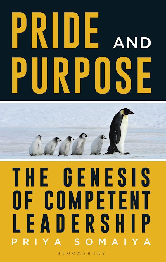 Pride and Purpose cover