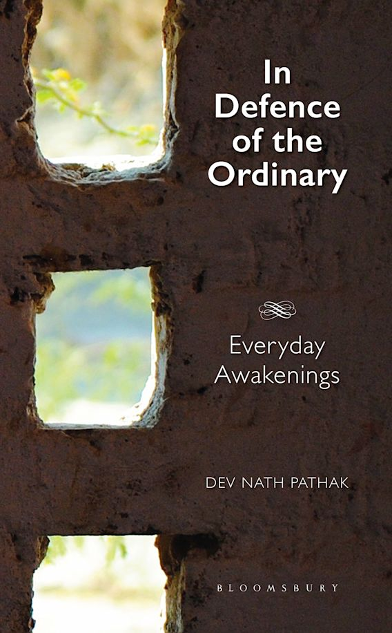 In Defence of the Ordinary cover