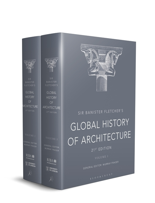 Sir Banister Fletcher's Global History of Architecture 21st Edition
