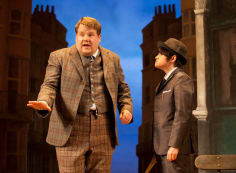One Man Two Guvnors production image