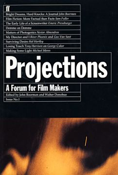 Projections Edition 1 cover image