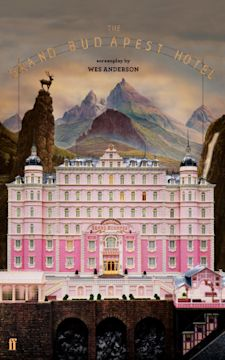 The Grand Budapest Hotel cover image