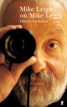 Mike Leigh on Mike Leigh cover image