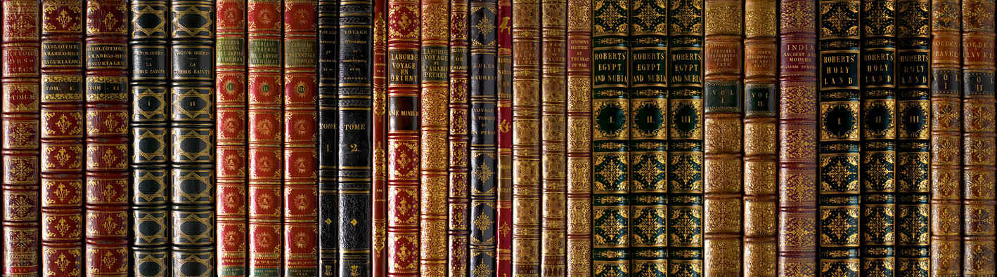 Books from the Arcadian Library