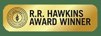R.R. Hawkins Awards Winner Logo