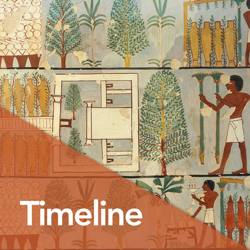 Explore the Timeline of Cultural History