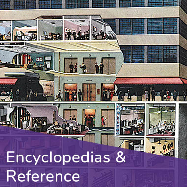 Button to browse Encyclopedias and Reference