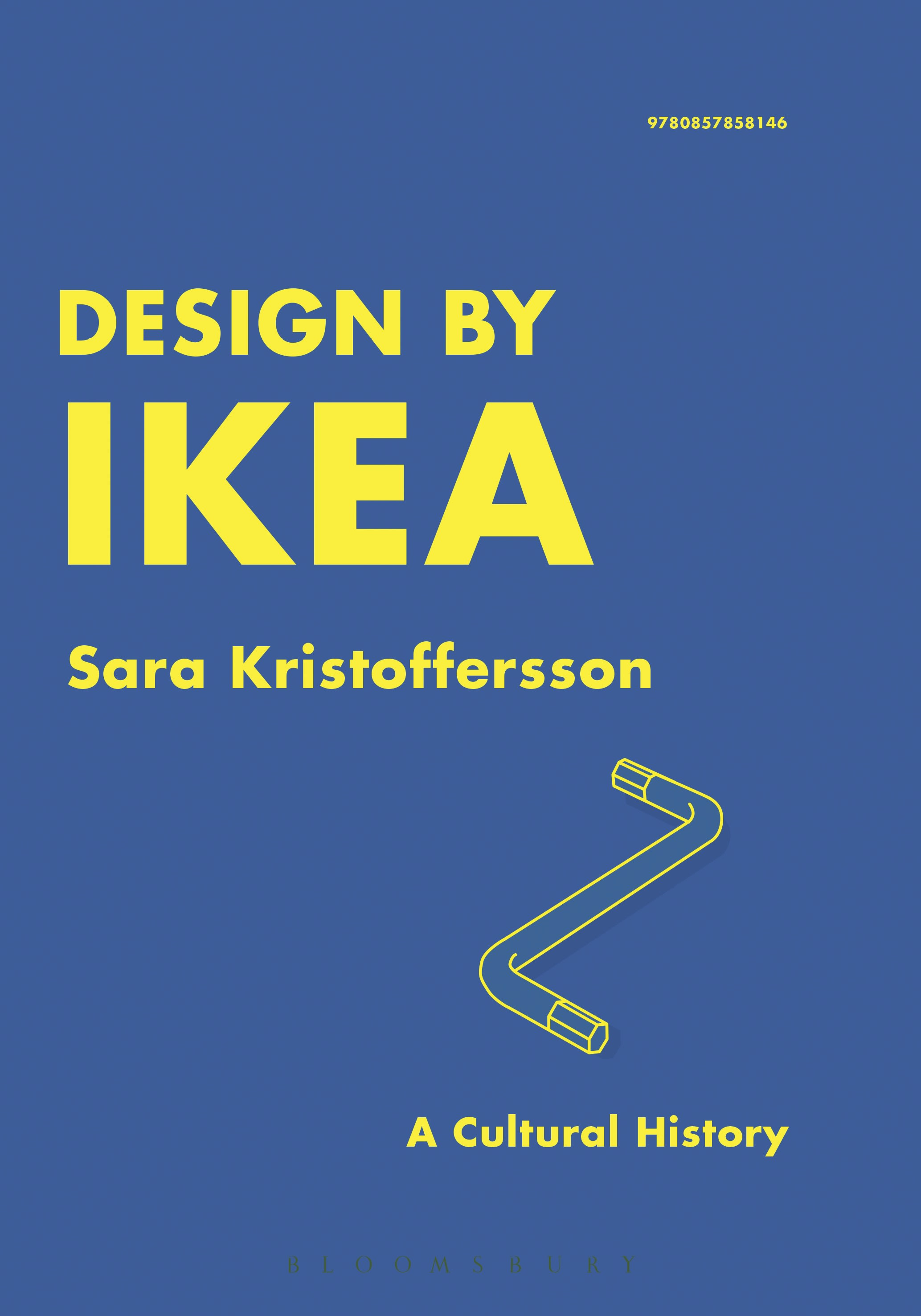 The cover of Design By Ikea: A Cultural History.