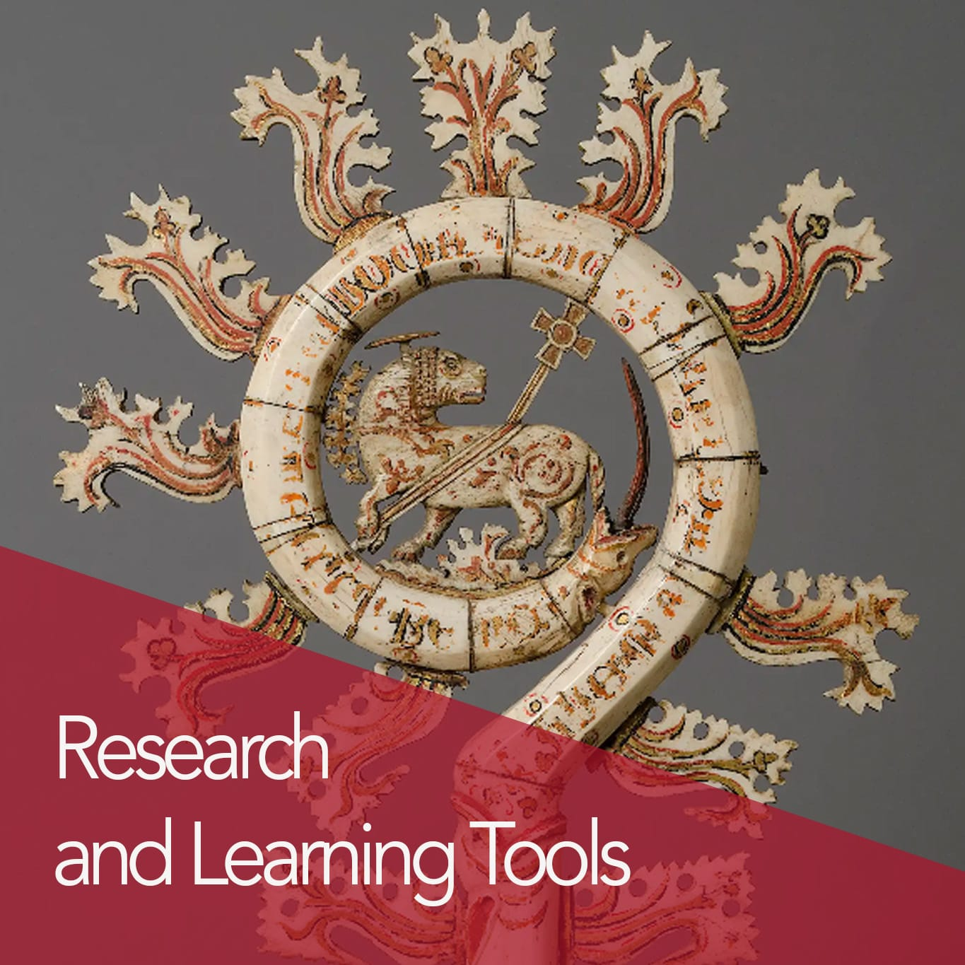 Click here to see Research and Learning Tools.